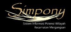 Simpony (Sistem Informasi Potensi Wilayah) Kecamatan Mergangsan