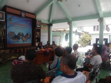 Pembinaan dan Penyuluhan Ketertiban bagi PKL di wilayah Kecamatan Mergangsan