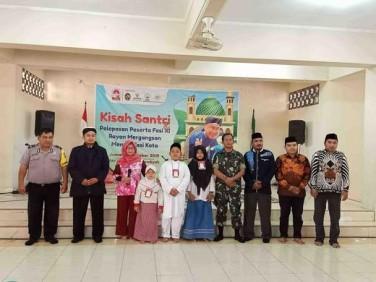 Pelepasan Peserta FASI XI Rayon Mergangsan Menuju FASI Kota Yogyakarta