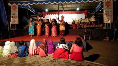 Pentas Seni dan Wayangan di Wilayah Kecamatan Mergangsan