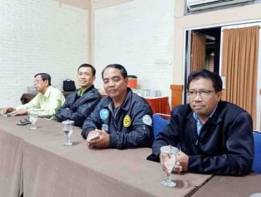 FKDM Kec. Mergangsan turut serta dalam Rakordasi FKDM se-Kota Yogyakarta