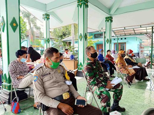 Rapat Koordinasi Gerakan Bersama Cegah dan Tangkal (CEGAT) Covid-19 Kecamatan Mergangsan