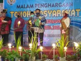Apresiasi dan Penghargaan Tokoh Masyarakat Kecamatan Mergangsan 2020
