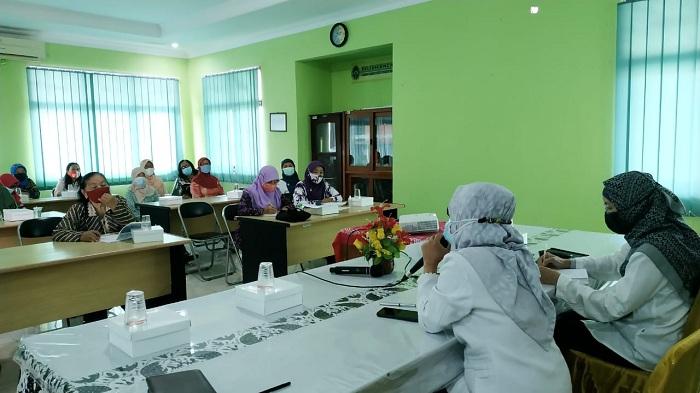 Pertemuan Pembinaan dan Evaluasi Pembangunan Keluarga (BANGGA) Kemantren Mergangsan