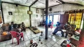 KEMANTREN MERGANGSAN DAMPINGI UPT BUDHI DHARMA LAKUKAN IDENTIFIKASI & BINA KELUARGA LANSIA