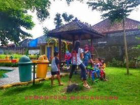 RTHP Taman Brontokusuman; Wujud Visual Kemantren Layak Anak Mergangsan